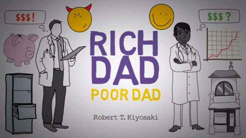 rich dad-poor-dad