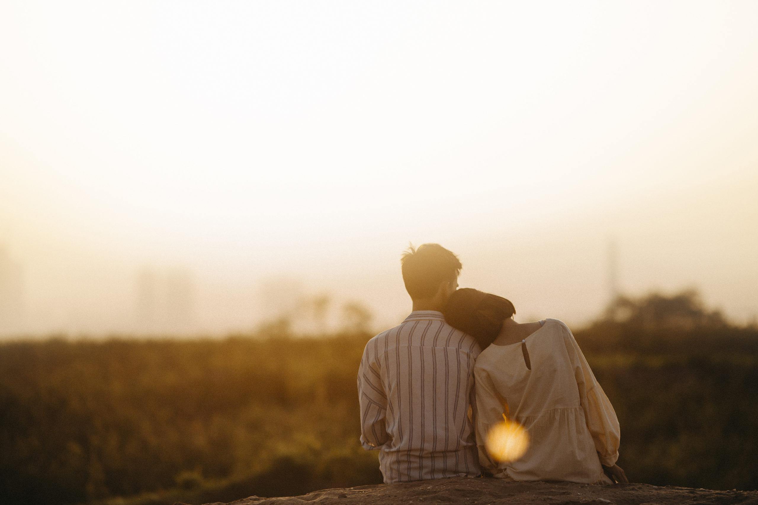 Skön romantisk dejt