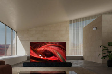 Sony Europe lanserar nya tv-apparater i produktserien BRAVIA LED